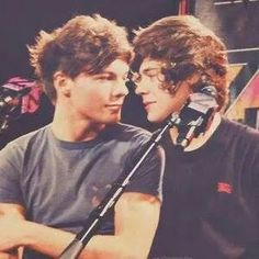 The way they look at each other