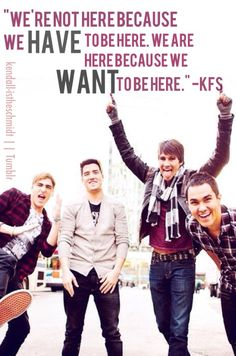 so true Kendall and James were offered their own solo careers but refused for the sake of their rushers!