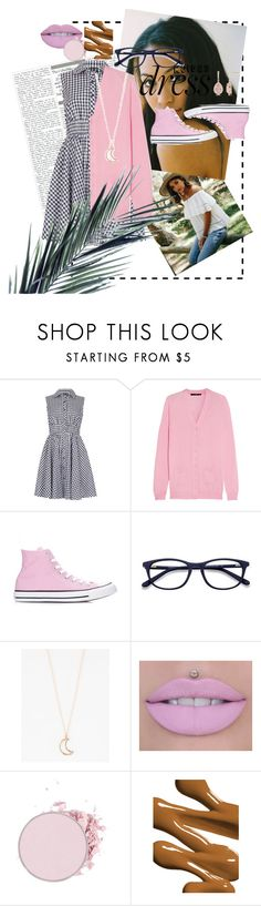 """""""Dreamy Dress Contest"""" by mg1023 ❤ liked on Polyvore featuring Izabel London, TIBI, Converse, Full Tilt and Tom Ford"""