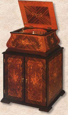Baroque Music Box