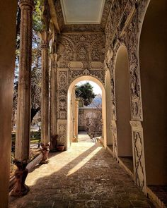 Masoudieh Palace - Tehran - Iran