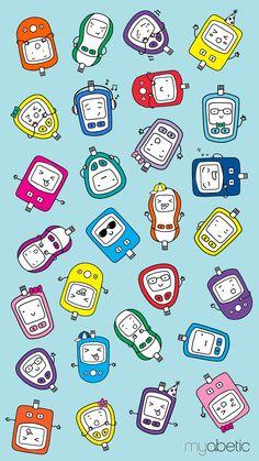Diabetes Wallpaper - Meters Diabetes Bag, Diabetes Meds, Diabetes Mellitus, Type 1 Diabetes, Diabetes Food, Diabetes Recipes, Diabetes Supplies, Cure Diabetes Naturally, Diabetes Treatment