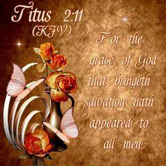 Titus 2:11 KJV