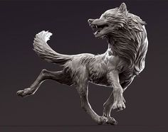Loup by Kate Pfeilschiefter #KatePfeilschiefter_works ——————————————————— Software used: #Zbrush, #Keyshot ——————————————————— #3d #3dsculpture #3dmodel #3drender #3dsculpting #3dmodeling #sculpting #sculpture #graphics #graphic #3drendering #render #rendering #rendered #cg #cgi #digitalart #digital3d #3DArt #character #3dcharacter #wolf #animal #creature #creatures