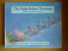 The Night Before Christmas Lift The Flaps Rebus by ChicAvantGarde