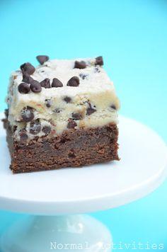 Normal Activities: cookie dough brownies