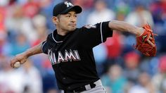 Ichiro Suzuki hit 88 mph and induced a swing-and-miss with a breaking pitch during a one-inning relief appearance for the Marlins on Sunday in their regular-season finale against the Phillies.