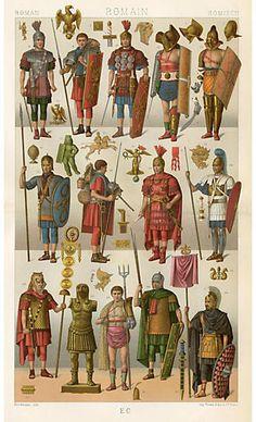 One Kings Lane Vintage Roman Military Uniforms