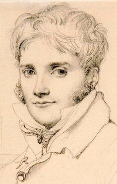 Joseph Blondel 1809 - Jean-Auguste Dominique Ingres