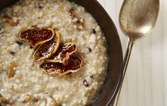 Making a Pot of Oatmeal to Last You All Week // Bon Appétit (some vegan, some to veganize)