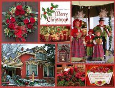 Christmas Quiz, Christmas Collage, Christmas Frames, Winter Christmas, Vintage Christmas, Merry Christmas, Christmas Things, Favorite Holiday, Holiday Fun