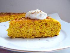 Dýňový dortík - DIETA.CZ Cornbread, French Toast, Food And Drink, Baking, Breakfast, Ethnic Recipes, Sweet, Fitness, Diet