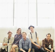 The Lumineers - Lincoln, May 2013
