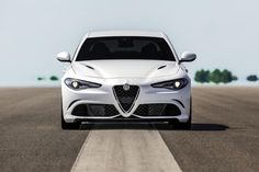 Frankfurt Motor Show - New Alfa Romeo Giulia Quadrifoglio - https://3d-car-shows.com/frankfurt-motor-show-new-alfa-romeo-giulia-quadrifoglio/ New Alfa Romeo Giulia Quadrifoglio high performance saloon makes its public debut on a spectacular new stand which highlights both Alfa Romeo's illustrious history and technologically advanced future   Five cars are on display, each in a different colour which will also be available on the p...