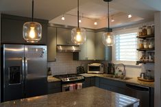 Simple Modern Kitchen Update | Boulder, Colorado | by Prolithic Designs