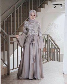 Model Kebaya Muslim, Dress Brokat Muslim, Dress Brokat Modern, Kebaya Modern Dress, Dress Pesta, Muslim Dress, Model Baju Hijab, Model Kebaya Brokat Modern, Hijab Evening Dress