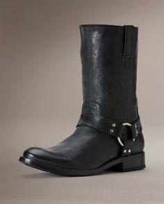 Jackson Harness Frye Boot