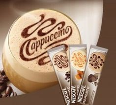 Free Samples of Nescafe Cappuccino