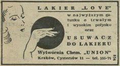 Atqa Beauty Blog :: Usuwacz. Reklama prasowa, 1946.