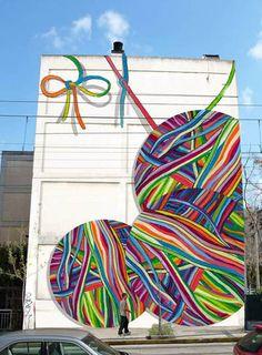 #streetart #Athens #Greece