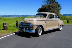1947 Plymouth Special Deluxe Maintenance/restoration of old/vintage vehicles: the material for new cogs/casters/gears/pads could be cast polyamide which I (Cast polyamide) can produce. My contact: tatjana.alic@windowslive.com