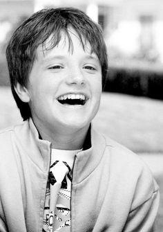 Josh hutcherson young