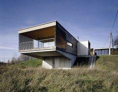 Schnitzer-Bruch Residence   Mühlgraben - Austria   maaars architektur   photo by Bruno Klomfar