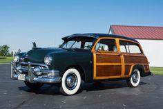 '51 Ford Woody | BaT