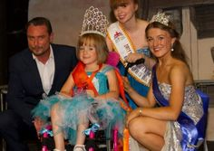 CONGRATULATIONS to Inspirational Lily Putman, of Southwick, who's had a tough start to life. Born with spina bifida and hydrocephalus ...... Lily's JUST clinched her first EVER pageant victory at a competition in Eastergate this week! #SHINELegend