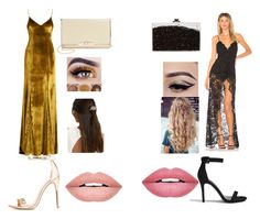 """""""going to an award show"""" by jjay9674 on Polyvore featuring Galvan, Forever 21, Cesca, Charlotte Russe, NBD, Ashlyn'd and LULUS"""