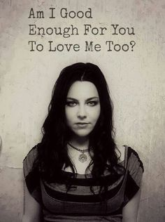 """Find and save images from the """"Amy Lee: The Queen/Evanescence ϟ"""" collection by Synner (Ms_Hyde) on We Heart It, your everyday app to get lost in what you love. Amy Lee Evanescence, Evanescence Lyrics, Emy Lee, The Cardigans, Bring Me To Life, Music Lyrics, Lyric Art, Lyric Quotes, Quotes Quotes"""