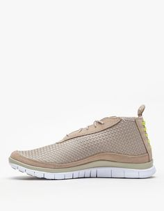 wantering:    Nike Free Chukka Woven