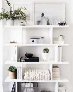 Decoración en blanco y negro | Woodies
