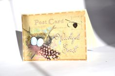 Easter card scrapbooking by Bluebell Easter Card, Scrapbooking, Books, Cards, Libros, Book, Maps, Scrapbooks, Book Illustrations