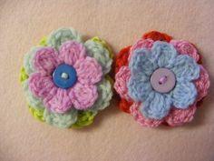 Layer flower   pinkfluffywarrior