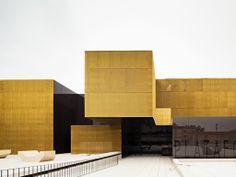 Edifício da Plataforma das Artes e Criatividade