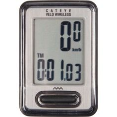 Product: @CatEyeBicycle Velo Wireless Cycling Computer http://roa.rs/1aGYy9g