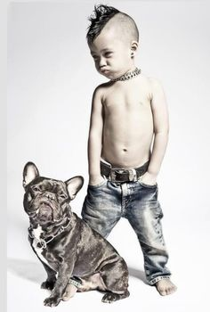 don't mess with a boy and his dog