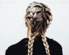 Find images and videos about hair, beauty and grunge on We Heart It - the app to get lost in what you love. Messy Hairstyles, Pretty Hairstyles, French Hairstyles, Hairstyles Pictures, Perfect Hairstyle, Blonde Hairstyles, Wedding Hairstyles, Hair Inspo, Hair Inspiration