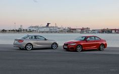 BMW M235i Coupe 1920 x 1200 wallpaper