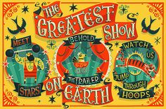 A New Devotion on Cove's Prayer Line - The Greatest Show on Earth