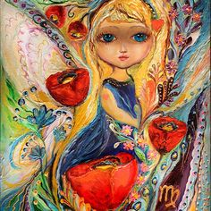 The Fairies of Zodiac series - Virgo