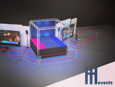 An awesome Virtual Reality pic! Really looking for to getting this in next month with HQ Productions and for the first ever ITL event. It's a #boxing themed #gaming #drone #vr #virtualreality experience and it's going to be #great. #eventdesign #eventprofs #event #production #3d #cad #sketchup #maxwellrender #manchesterevent #Manchester by cre8ivefront check us out: http://bit.ly/1KyLetq