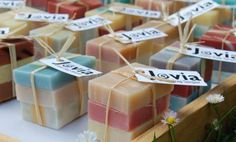 Nice soap making site