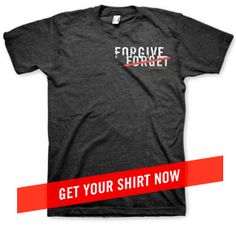 When you get a Prison Fellowship T-shirt, your donation goes toward providing a quality dress shirt and tie for an ex-prisoner to wear to a job interview. You get the T-shirt to spread the word; he gets the shirt and tie to build his confidence.