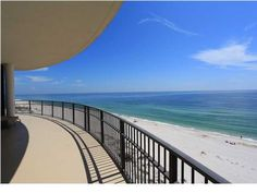 GULF COAST LUXURY!EQUISTE GULF FRONT UNIT INCORPORATES MEDITERRANEAN ARCHITECTURE THROUGHOUT COMPLETE W/ DESIGNER FURNISHINGS,ELEVATOR OPENS TO YOUR PRIVATE FLOOR.FEATURES INCLUDE 10' ceilings. Check this property out, and click the image for more pictures of this fantastic condo offering in Perdido Key. The market here is moving fast, so jump onto this offer! It wont last on the market much longer!