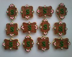 Hello Kitty Cookies One Dozen Decorated Cookies by PrettyCrumby