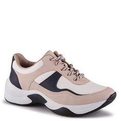 Tenis chunky Dakota AVEIA BRANCO - Tenis Dakota 209027 Tenis dad sneaker  Dakota confeccionado em 267ae2f953870