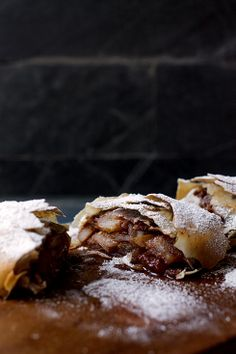 how to make apple strudel from scratch