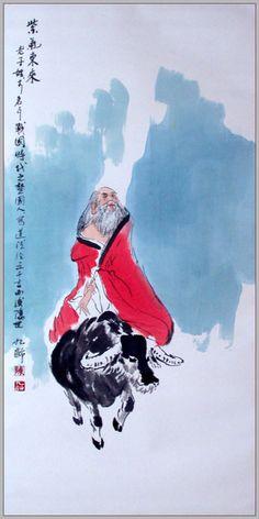 Laozi (Lao Tzu) - #Taoism